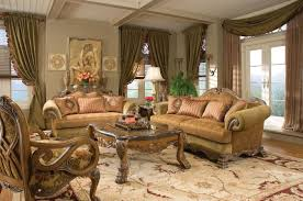 Live Room Furniture Sets Southwestern Buckley Chair Chairs Ottomans Living Room Rustic Log