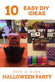 Kid Friendly Halloween Party Ideas 20990 Best Diy Handmade Gifts Images On Pinterest Gifts Diy
