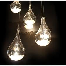 Teardrop Pendant Light Lighting Fabulous Teardrop Light Fixture For Your Interior