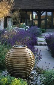 Water Fountain Backyard Design Best Garden Fountains Ideas On - Best backyard design