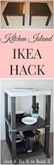 Kitchen Island Designs For Small Spaces Best 20 Kitchen Island Ikea Ideas On Pinterest Ikea Hack