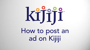 How To Post Your Resume Online by How To Post An Ad On Kijiji Youtube