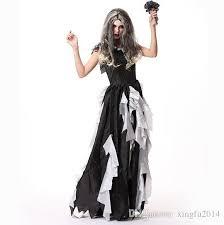 Dead Bride Halloween Costumes Zombie Bride Costume Womens Halloween Costume Female