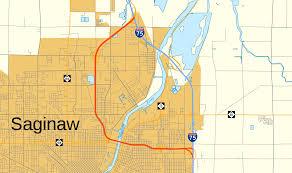 Map Of Davenport Florida by Interstate 675 Michigan Wikipedia