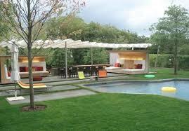 Modern Backyard Triyae Com U003d Modern Backyard Garden Ideas Various Design