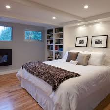 Lighting Ideas For Basement Useful Tips For Creating A Beautiful Basement Bedroom Interior