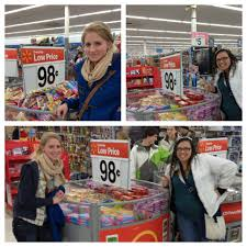 senior year bucket list organize candy bin in walmart random