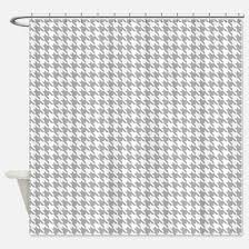 houndstooth shower curtains houndstooth fabric shower curtain liner