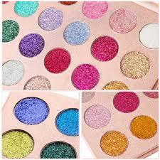 aliexpress com buy de u0027lanci 24 colors cosmetic makeup pressed