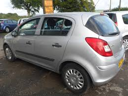 vauxhall silver vauxhall corsa life 1 0 blackerton cross garage