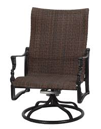 furniture excellent wooden swivel rocker chair design with mesh