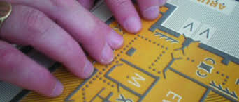 Blind Cost Tactile Map Low Cost Tactile Navigation System For The Blind And