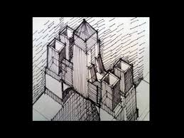 architectural hand sketching design as you draw bldg 1 youtube