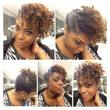 short hair sle quick and easy protective hairstyles for short natural hair spy