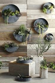 best planters wall hanging planters outside best hanging wall planters ideas