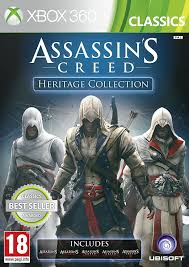 amazon com assassin u0027s creed heritage collection includes five