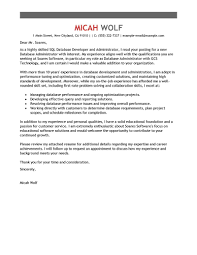 Resume It Sample by Best Computers U0026 Technology Cover Letter Samples Livecareer