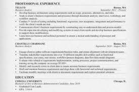 Best Financial Analyst Resume by Payroll Analyst Resume Reentrycorps