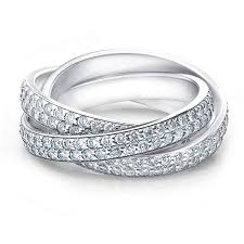 rings bands diamonds images Eternity band diamond rings wedding promise diamond jpg