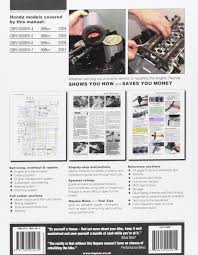 honda cbr1000rr fireblade service and repair manual 04 07