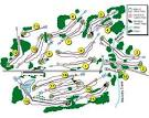 Macoby Run Golf Course Layout
