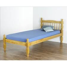 cheap hyder living hercules solid pine bedframe for sale at best