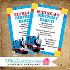thomas the train party invitations theruntime com