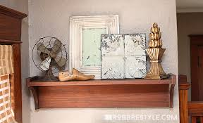 repurposed vintage tin ceiling wall decor robb restyle