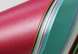 metallic card stock paper pearlescent shimmer paper