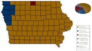Map Of Iowa Counties Eleven Maps That Explain Iowa