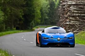 renault alpine concept interior video renault alpine a110 50 concept breaks cover
