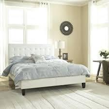 stupendous platform bed leather headboard u2013 activegift me
