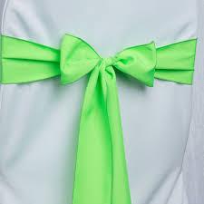 Mint Green Chair Sashes Primetimepartyrental Chair Sashes