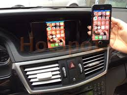 mirror link android car wireless mirrorlink box rgb support ios and android wifi