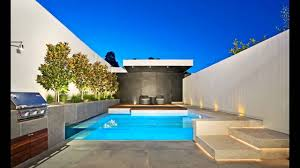 elevated swimming pool with glass walls youtube