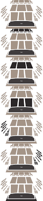 royal festival hall floor plan select seating area