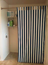 How To Hide Washer And Dryer by Laundry Room Curtains 44h Us
