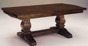 Eddie Bauer Bedroom Furniture by I Need This Eddie Bauer Lakeridge Trestle Table By Lane