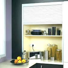 meuble de cuisine coulissant amenagement placard cuisine ikea amenagement meuble de cuisine