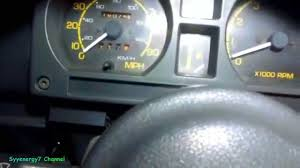 simple suzuki samurai change dash lights youtube