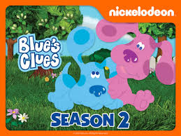 amazon com blue u0027s clues season 2 blue amazon digital services llc
