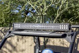 30 led light bar combo inc polaris rzr xp 1000 900s 30 totron above roof led light bar