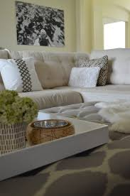 Diy Couch Cushions Inside Out Design How To Do Buttonless Tufting On Couch Cushions