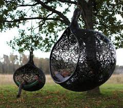 hanging outdoor chair modern chairs design