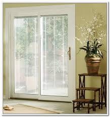 Blinds Sliding Patio Doors Sliding Patio Door With Blinds Sliding Patio Door With