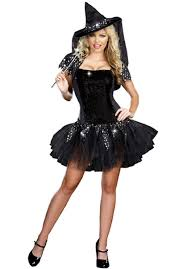 starry night witch costume glamorous halloween costumes