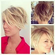 sweeting kaley cuoco new haircut so she did blog oval
