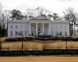 the atlanta white house roadside wonders