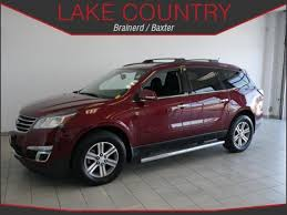 chevrolet traverse 7 seater used 2015 chevrolet traverse lt awd power drivers seat 7 passenger