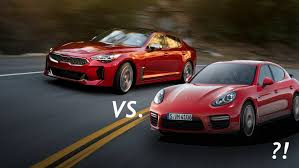 kia supercar the kia stinger gt might be the affordable korean panamera gts you